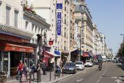 la Rue d'Avron